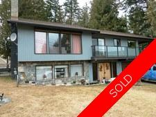 Blind Bay House and part basement for sale: Shuswap Lake Estates 3 bedroom 2,252 sq.ft. (Listed 2019-03-27)