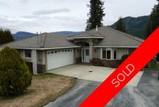 Blind Bay Rancher with walkout basement  for sale: Shuswap Lake Estates 3 bedroom 2,670 sq.ft. (Listed 2019-04-06)