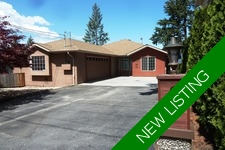 Salmon Arm Rancher with walkout basement  for sale:  2 bedroom 3,225 sq.ft. (Listed 2018-05-12)