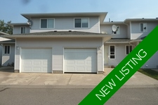 Salmon Arm Townhouse for sale: Broadview Villa 3 bedroom 1,378 sq.ft. (Listed 2018-08-06)
